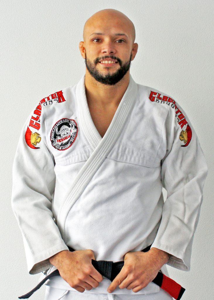 Luiz Paulo Lyra, Sortbælte i BJJ og Head Coach i Great Danes