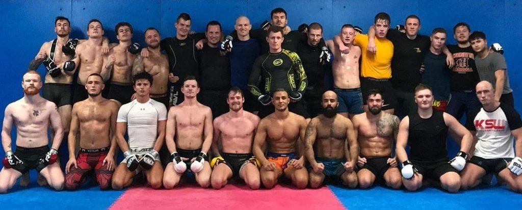 Kampsport i Odense Centrum med MMA Elite